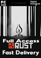 Rust STEAM Account GLOBAL + BONUS games[FAST DELIVERY | FULL ACCESS]