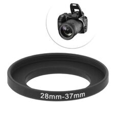 Hot 28mm To 37mm 28-37mm 28to37 Metal Step Up Rings Lens Stepping Adapter Filter