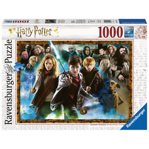 Ravensburger Magical Student Harry Potter 1000 Piece Jigsaw Puzzle