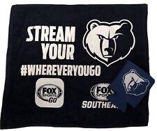 Memphis Grizzlies Rally Towel & Koozie