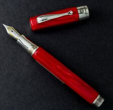 Montegrappa Symphony Red Fountain Pen - M