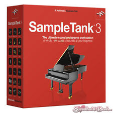 IK Multimedia Sample Tank 3 Sample Workstation VST Plugin Download
