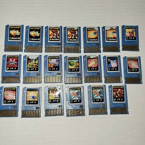 Megaman Battle Chip lot of 20 attack +10 x2 ,cp 2,cp 3,cp 4,cp 5 & cp8