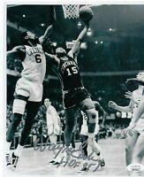 Wayne Embry Signed Cincinnati Royals HOF 99 8x10 Photo (JSA COA)