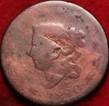 1820 Philadelphia Mint Copper Coronet Head Large Cent