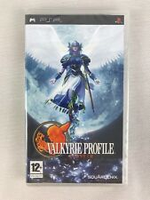 PSP  Valkyrie Profile Lenneth (2007), Brand New & Factory Sealed