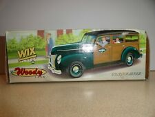 WIX Filters Ford Woody 1940 ERTL Collection Bank