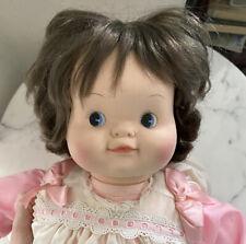 "MADAME ALEXANDER PUMPKIN BABY SO BIG DOLL 1967 24"""