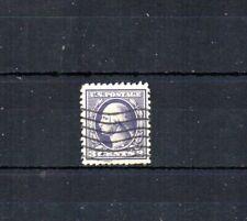 United States Oddity 1919-1920 Washington Ring In The Nose Variety Scott# 529.