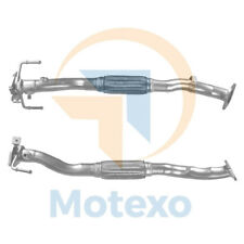 Exhaust Front Pipe FIAT GRANDE PUNTO 1.3MJTD (199A2) 2/07-12/10 CAT to DPF Pipe