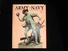 November 29, 1975 Army vs. Navy Football Program EX+