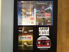 Pro Evolution Soccer 2009 SONY Playstation PS2 PAL FR