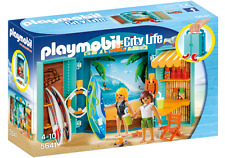 Playmobil 5641 Série City Life La Boutique de Surf