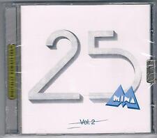 MINA 25 VOL. 2 CD REMASTERED SIGILLATO!!!