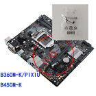 Buckle Gear M.2 Hard Disk Fastener Anchor for ASUS B360/B450M-K Motherboard