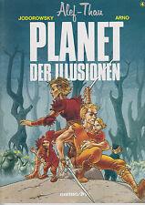 Alef-Thau PLANET DER ILL Band 4 Jodorowsky Arno ComicArt Carlsen Softcover Z 0-1