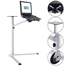 Adjustable Laptop Desk 360° Rotating Lazy Computer Table Stand Lap Sofa Bed Tray