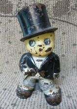 "Antique Judd Company No. 1262 ""Boy in Tuxedo"" Cast Iron Doorstop"