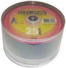 25-Pak 3-Inch 8cm 1X-4X =Mini CD-RW= for Sony Mavica Cameras by Khypermedia