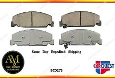*Premium Ceramic Front Brake Pads PGD273 For 84-85 Honda Accord