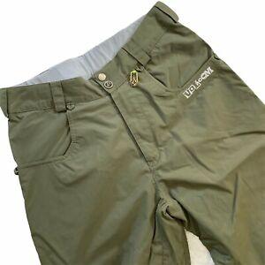 Volcom Youth XL Pants 5000MM 5000GM2 Snowboarding Ski Pants Waterproof Insulated