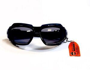 SKULLERZ by Ergodyne LOKI-PZ Polarized Safety Sunglasses Black Smoke With Defect