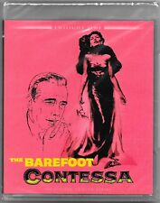 The Barefoot Contessa(Blu-ray)New Twilight Time All Regions Free Reg Post