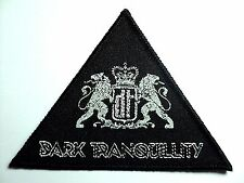 DARK TRANQUILLITY         WOVEN  PATCH
