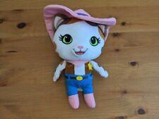 Disney Junior Sheriff Callie stuffed/plush toy.