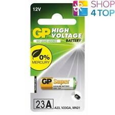 GP ALKALINE SUPER BATTERY 23A A23 MN21 V23GA 12V EXP 2022 MADE IN CHINA NEW