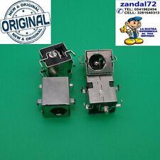 CONNETTORE RICARICA ASUS A53SV K52 K52JR K52F K53 DC AC Jack Power Socket Plug