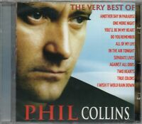 Phil Collins CD The Very Best Of Brand New Sealed