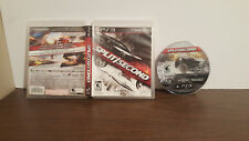 Split/Second (Sony PlayStation 3, 2010) Case & disc