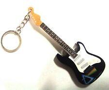 """Fender Stratocaster""- Portachiavi chitarra - Guitar keychain - Guitarra Llavero"