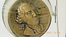 Vintage Bronze Coin/Medallion/Token President George Washington