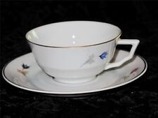 Replacement China Cup & Saucer  LANGENTHAL SWITZERLAND