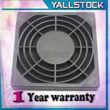 New Dustproof Dust Filter for PC Computer Fan S 80mm Black