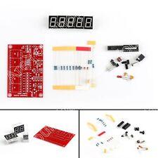 1Pcs 1Hz-50MHz Crystal Oscilador Frecuencia Counter Tester Meter Digital LED DIY