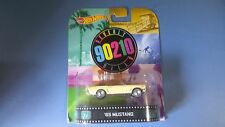 2014 Hot Wheels Car, Retro Entertainment, BEVERLY HILLS 90210, '65 Ford Mustang