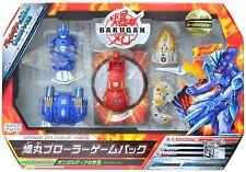 New Sega Toys Bakugan BRAWLER GAME PACK GP-003 Gundaldia Japan