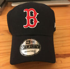 New Era Boston Red Sox Navy 9FORTY Adjustable Hat