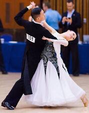 Stunning ballroom competition dress (International Standard)