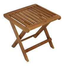 gartenst hle sessel aus holz ebay. Black Bedroom Furniture Sets. Home Design Ideas