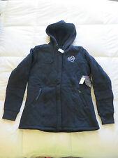 Women's Metal Mulisha Thick Fleece Sherpa Lined Jacket Brand NEW/tags Size M