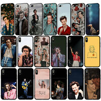 Harry Styles Soft Phone Case for iPhone 11 Pro XR X XS Max 8 7 6 6s Plus 5S 5 SE