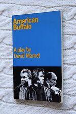 American Buffalo: A Play by David Mamet (Paperback, 1994)Like new, free posting