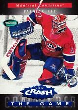 1994-95 Parkhurst Crash the Game Blue #R12 Patrick Roy