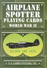 World War II Airplane Spotter by Card Deck (Other)