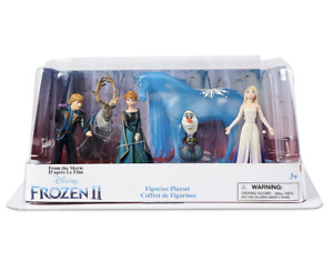 Disney Frozen 2 Figure Play Set Cake Topper New with Box