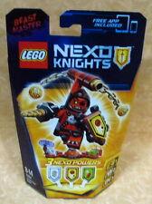 LEGO NEXO KNIGHTS 70334 BEAST MASTER 8-14 anni cod.14571